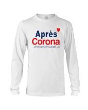 Lisa Rinna Apres Corona Shirt Long Sleeve Tee thumbnail