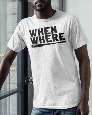 Mlbpa When And Where Shirt Classic T-Shirt apparel-classic-tshirt-lifestyle-front-39