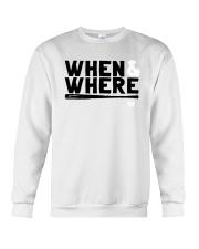 Mlbpa When And Where Shirt Crewneck Sweatshirt thumbnail