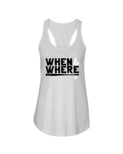Mlbpa When And Where Shirt Ladies Flowy Tank tile