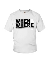 Mlbpa When And Where Shirt Youth T-Shirt tile