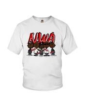 Charlie Brown Mashup Nwa Signatures Shirt Youth T-Shirt thumbnail
