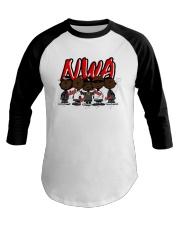 Charlie Brown Mashup Nwa Signatures Shirt Baseball Tee thumbnail