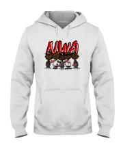 Charlie Brown Mashup Nwa Signatures Shirt Hooded Sweatshirt thumbnail