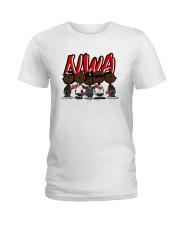 Charlie Brown Mashup Nwa Signatures Shirt Ladies T-Shirt thumbnail