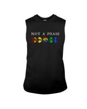 Moon Phase Lgbt Not A Phase Shirt Sleeveless Tee thumbnail