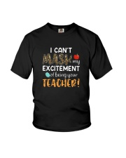 I Can't Mask My Excitement Of Being Your Shirt Youth T-Shirt thumbnail