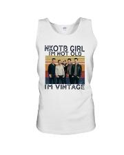 Nkotb Girl Im Not Old Im Vintage Shirt Unisex Tank thumbnail