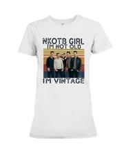 Nkotb Girl Im Not Old Im Vintage Shirt Premium Fit Ladies Tee thumbnail