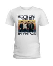 Nkotb Girl Im Not Old Im Vintage Shirt Ladies T-Shirt thumbnail