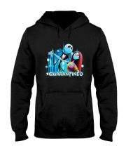 Jack And Sally Quarantined Shirt Hooded Sweatshirt thumbnail