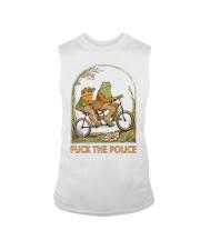 Frog And Toad Fuck The Police Shirt Sleeveless Tee thumbnail