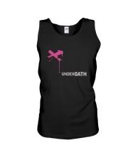 Pink X Underoath Shirt Unisex Tank thumbnail