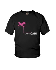 Pink X Underoath Shirt Youth T-Shirt thumbnail