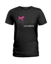 Pink X Underoath Shirt Ladies T-Shirt thumbnail