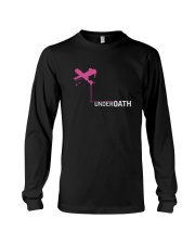 Pink X Underoath Shirt Long Sleeve Tee thumbnail