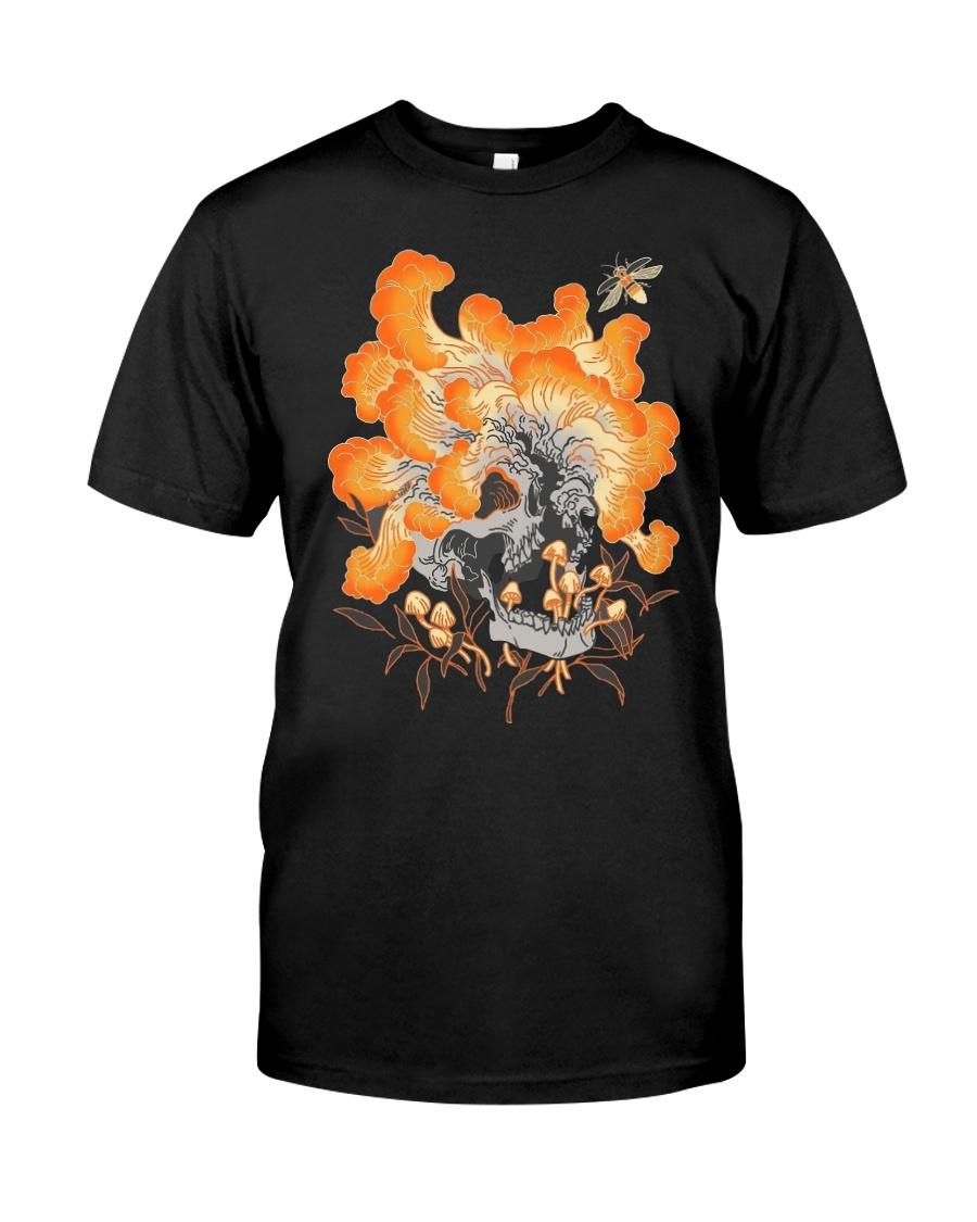 The Last Of Us Part Ii Cordyceps Shirt Premium Fit Mens Tee
