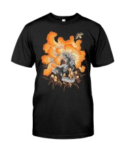 The Last Of Us Part Ii Cordyceps Shirt Premium Fit Mens Tee front