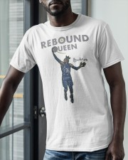 Sylvia Fowles Rebound Queen Shirt Classic T-Shirt apparel-classic-tshirt-lifestyle-front-39