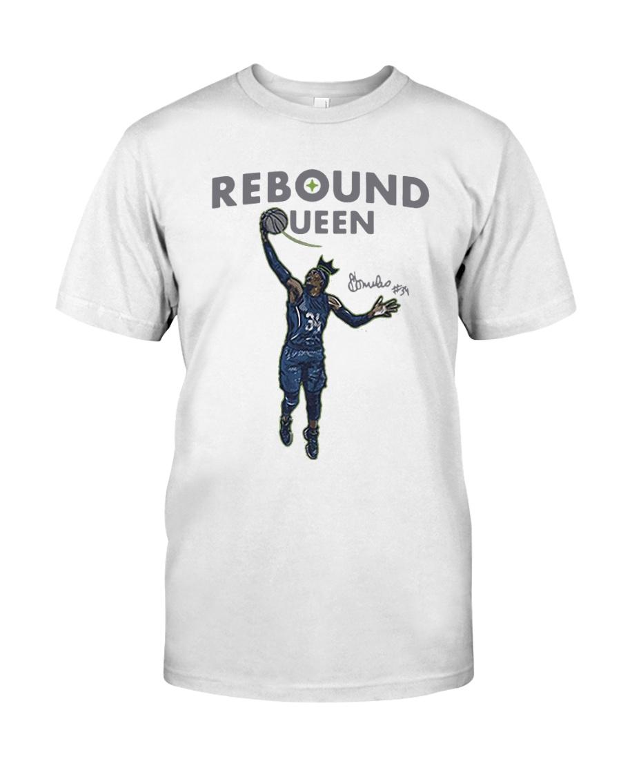 Sylvia Fowles Rebound Queen Shirt Classic T-Shirt