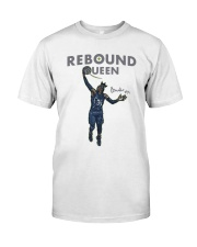 Sylvia Fowles Rebound Queen Shirt Classic T-Shirt front