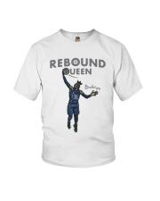 Sylvia Fowles Rebound Queen Shirt Youth T-Shirt thumbnail