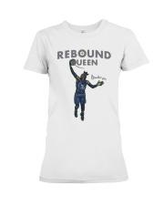 Sylvia Fowles Rebound Queen Shirt Premium Fit Ladies Tee thumbnail