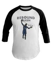 Sylvia Fowles Rebound Queen Shirt Baseball Tee thumbnail