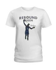 Sylvia Fowles Rebound Queen Shirt Ladies T-Shirt thumbnail