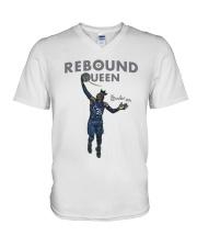 Sylvia Fowles Rebound Queen Shirt V-Neck T-Shirt thumbnail