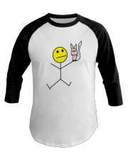 Keemstar Lol Shirt Baseball Tee thumbnail