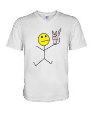 Keemstar Lol Shirt V-Neck T-Shirt thumbnail