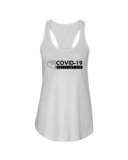 Covid 19 Survival Kit Shirt Ladies Flowy Tank thumbnail