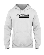 Covid 19 Survival Kit Shirt Hooded Sweatshirt thumbnail