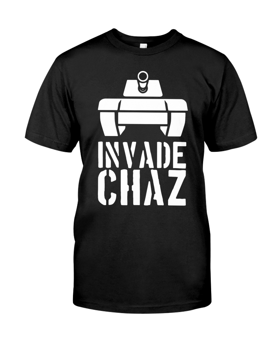 Conservative Daily Invade Chaz Shirt Premium Fit Mens Tee