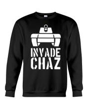Conservative Daily Invade Chaz Shirt Crewneck Sweatshirt thumbnail