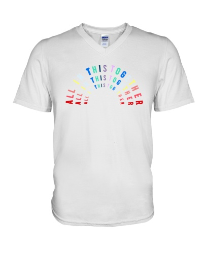 Marks And Spencer Rainbow T Shirt