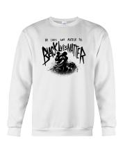 Tiger All Lives Cant Matter Till Black Lives Shirt Crewneck Sweatshirt thumbnail