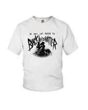 Tiger All Lives Cant Matter Till Black Lives Shirt Youth T-Shirt thumbnail