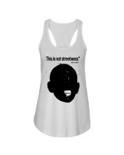 This Is Not Streetwear Shirt Ladies Flowy Tank tile