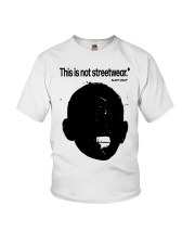 This Is Not Streetwear Shirt Youth T-Shirt tile