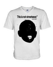 This Is Not Streetwear Shirt V-Neck T-Shirt tile