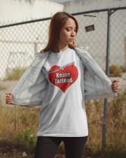 Weil Reine Haut Reinhaut Keine Tattoos Shirt Classic T-Shirt apparel-classic-tshirt-lifestyle-07