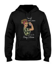 Im Not Most Women Im An Army Veteran Shirt Hooded Sweatshirt thumbnail