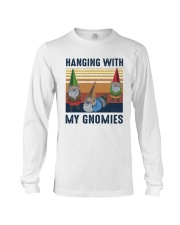Vintage Hanging With My Gnomies Shirt Long Sleeve Tee thumbnail