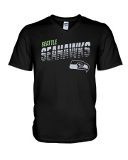 Dk Metcalf Shirt Off V-Neck T-Shirt thumbnail