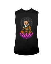 Yoga Mouse Rat Shirt Sleeveless Tee thumbnail