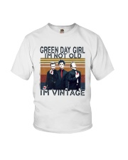 Green Day Girl Im Not Old Im Vintage Shirt Youth T-Shirt thumbnail