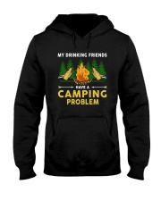 Beers My Drinking Friends Have A Camping Shirt Hooded Sweatshirt tile