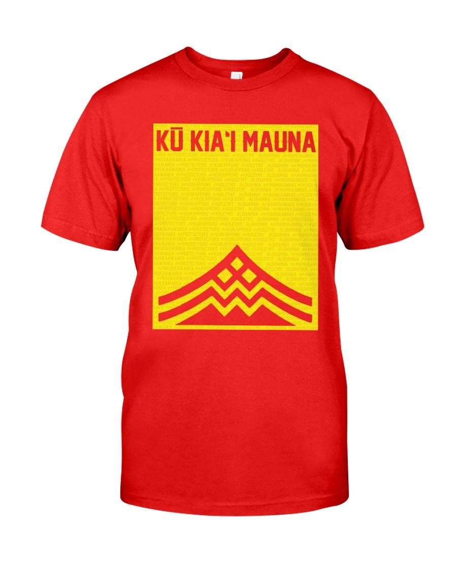 Official Ku Kiai Mauna Shirt Classic T-Shirt